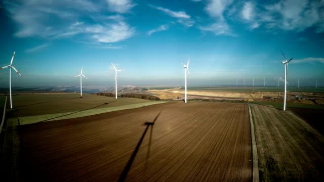 Aerial Wind Turbines