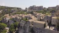 Aerial W/S Les Baux de Provence
