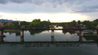 Aerial:Bridge Over The River Kwai