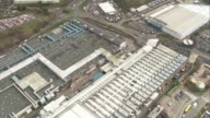 Aerials Luton Vauxhall plant Cambridgeshire and London housing and Canary Wharf **AIR VIEWS AERIALS throughout** Luton Airport / Luton Vauxhall car...
