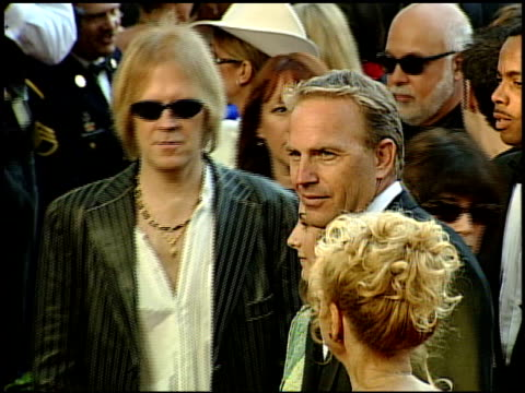Aerosmith at the 1999 Academy Awards at the Shrine Auditorium in Los Angeles California on March 21 1999