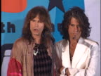 Aerosmith at the Nickelodeon Kids Choice Awards at UCLA Westwood in Westwood CA