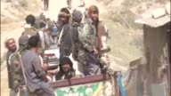 Afghan security forces clash with Taliban militants in Kunduz province of northern Afghanistan on May 7 2015 The death toll rises to 175 in clashes...