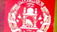 Afghanistan Flag - Grunge. HD