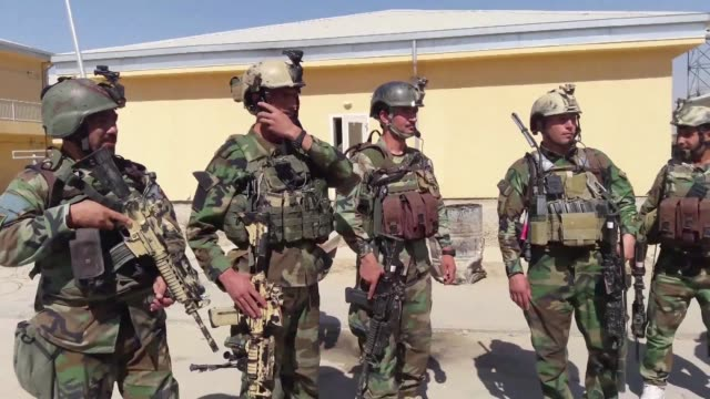 Afghanistan has deployed hundreds of commandos backed by NATO air strikes in Lashkar Gah to flush out Taliban insurgents from the strategic city...