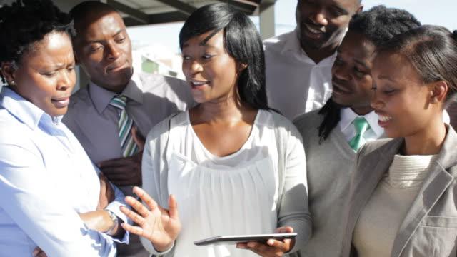 African business Meetings