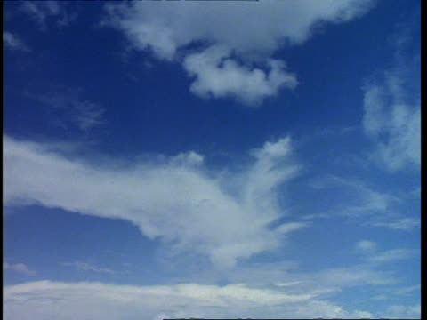 T/L African clouds, Kenya