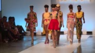 African Fashion Week starts in London the biggest African design event in Europe