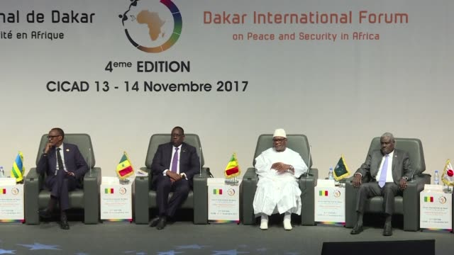 African leaders are calling for extra support as the continent moves to assure its own security after years of Western interventions as they meet at...