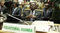 African leaders arrive at the African Union headquarters for a summit that has exposed regional divisions as they mull whether to allow Morocco to...