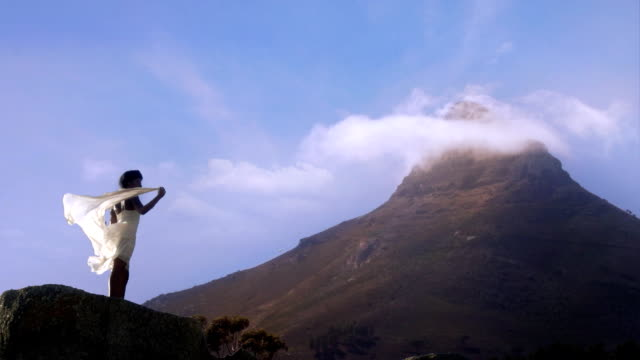 Kapstadt African Queen-Size-Bett