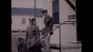 1957 African-American Army Officers at Fort Gordon