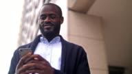 African-British businessman