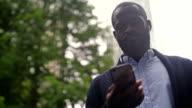 African-British entrepreneur