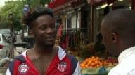 Mr Eazi interview Mr Eazi interview SOT On being Nigerian in Ghana