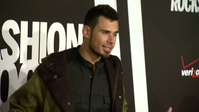 Afrojack at Fashion Rocks 2014 at Barclays Center on September 09 2014 in New York City