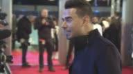 Afrojack at MTV EMAs on November 6 2016 in Rotterdam Netherlands