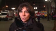 After a wave of coordinated attacks left more than 120 dead in scenes of carnage in Paris the citys mayor Anne Hidalgo says the assailants wanted to...