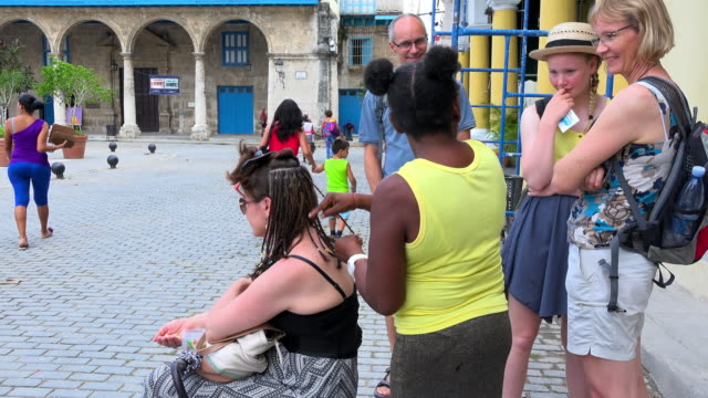 After economic changes Cuban people owners of a legally registered business can work and charge tourists directly Old Havana is one of the main...