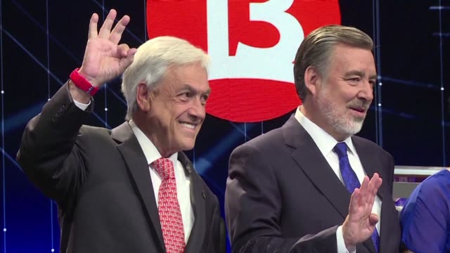 After four years of socialist rule Chile is expected to revert to the right in elections Sunday with Sebastian Pinera set to return as president...