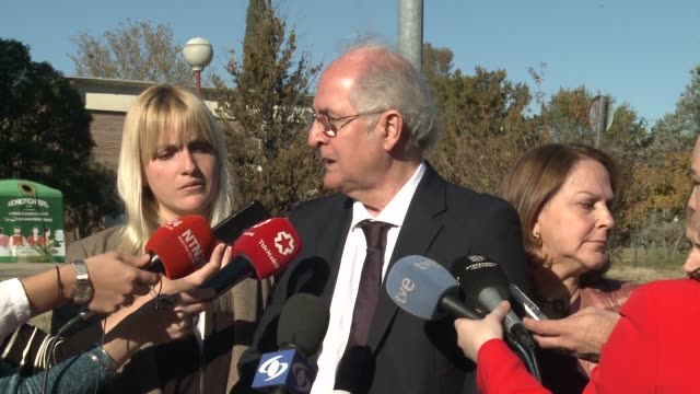 After meeting Spanish Prime Minister Mariano Rajoy in Madrid former Caracas mayor Antonio Ledezma says he has spoken to South American leaders about...