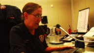 After several confirmed cases of the Ebola virus in the US emergency service dispatchers at Bossier City Fire Department add new lines of questioning...