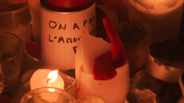 Aftermath in Paris After Terrorist Attacks