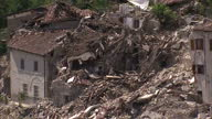 Aftershocks are hampering rescue workers searching for survivors to yesterday's earthquake in Italy the latest provisional death toll is 250...