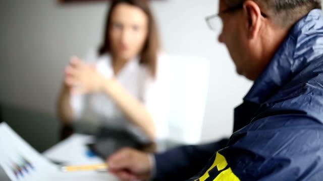 FBI-agenter som arbetar med brottmål