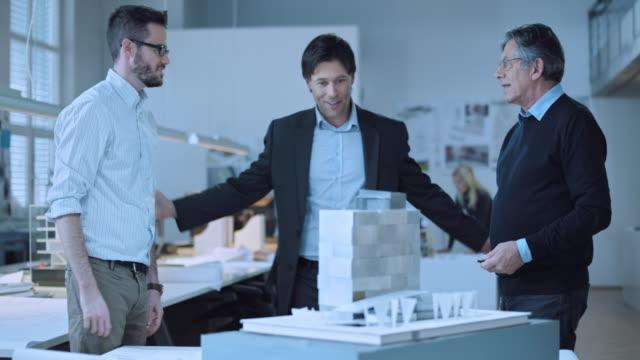 DS di accettare il design soluzione con gli investitori
