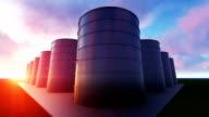 Agrarische silo 's