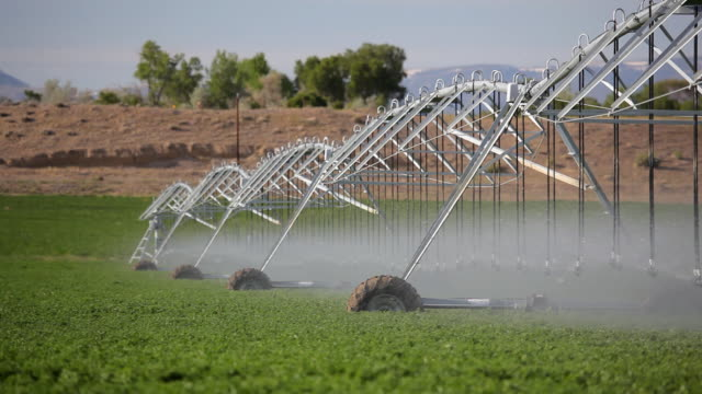 agriculture - industrial irrigation system