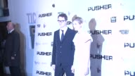 Agyness Deyn Nicolas Winding Refn at Pusher Gala Screening at Hackney Picturehouse on October 04 2012 in London England