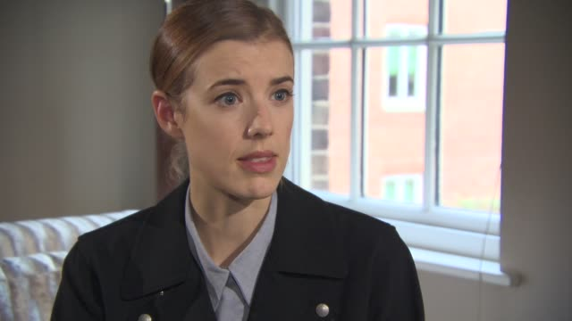 INTERVIEW Agyness Deyn on the process of becoming an actor what she learnt from the character the impact it made on her at 'Electricity' Interviews...