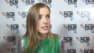 INTERVIEW Agyness Deyn on what attracted her to the role her winter fashion tips and upcoming work at 'Sunset Song' Gala BFI London Film Festival at...