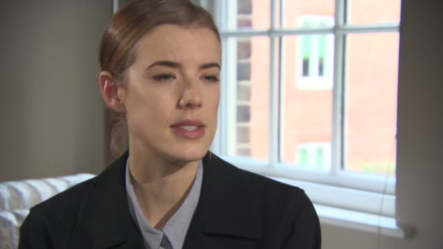 INTERVIEW Agyness Deyn on why it's important for her to get into acting how hard the choice was to move away from modeling having a passion for film...