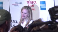Aimee Mullins at the 8th Annual Tribeca Film Festival 'Kobe Doin' Work' Premiere at New York NY