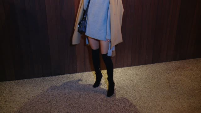 Aimee Song at the Alexa Chung X AG Collection Los Angeles Launch on January 22 2015 in Beverly Hills California