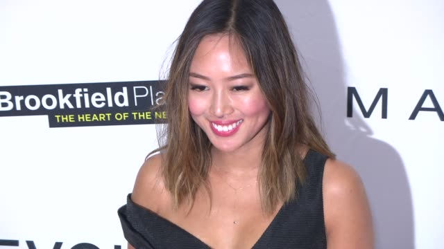 Aimee Song at The Daily Front Row Third Annual Fashion Media Awards at Park Hyatt New York on September 10 2015 in New York City