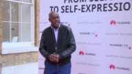 Ainsley Harriott at Saatchi Gallery on March 30 2017 in London England