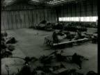 Air crash special investigation unit ***ALSO Farnborough Royal Aeronautical Establishment MS Exterior Wreckage pan RL to TS Fairley SOF This is...