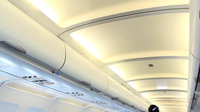 Luft im Flugzeug