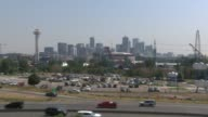 Air over Denver has been dirty for several days from forest fires in northwest United States