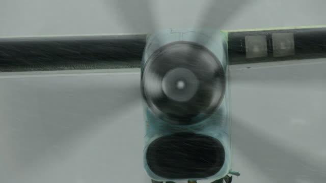 Aircraft engine starting
