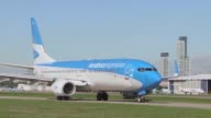 Airline Aerolineas Argentinas decided on Wednesday to cancel its weekly flight between Buenos Aires and Caracas planned for August 5th over security...
