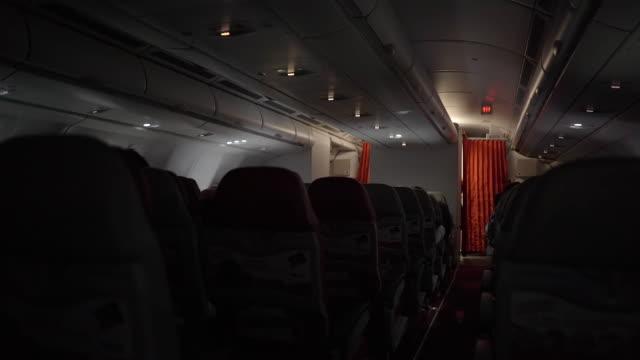 Vliegtuig cabine