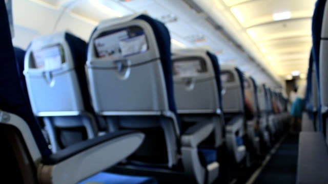 Flugzeug Sitz