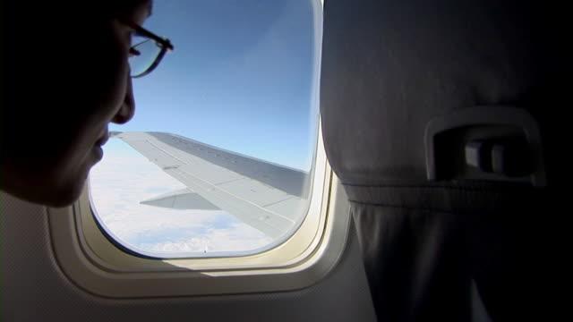 HD: Airplane Window