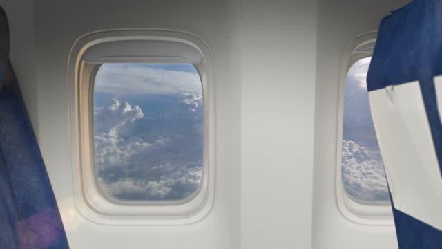 Vliegtuig venster
