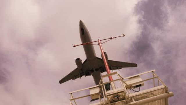 Vliegtuigen de Landing
